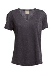 TOPS - Black/silver