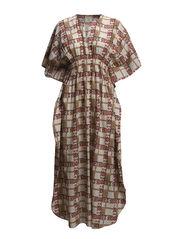 DRESSES - Terracotta