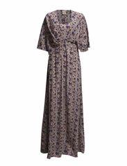 DRESSES - Multi col. print