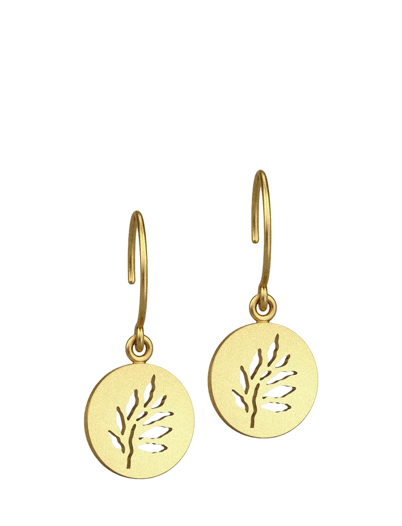 73a0876dd Signature Earring - Gold Julie Sandlau Smykker til - MoteJakten.no ...