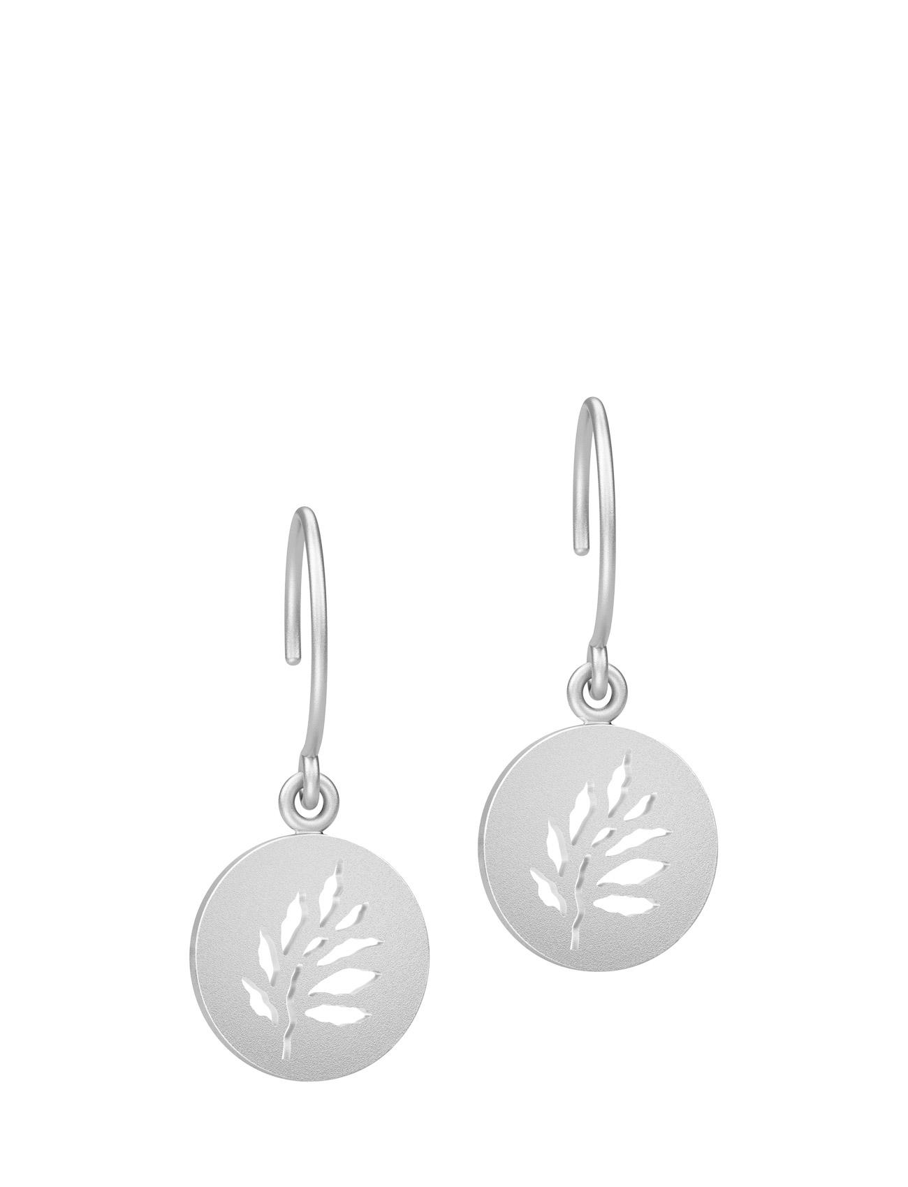 Signature Earring - Rhodium Julie Sandlau Smykker til Damer i Sølv