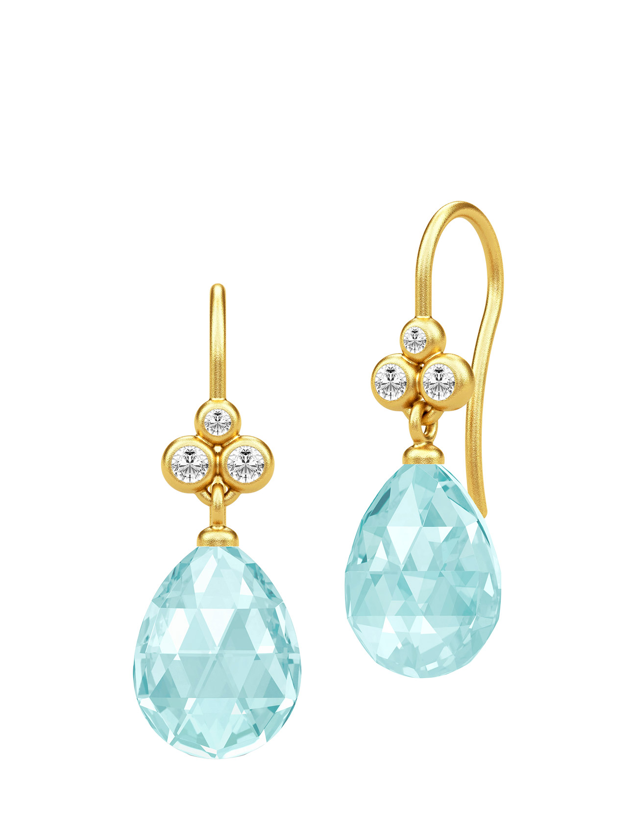 Blossom Drop Earring Julie Sandlau Smykker til Kvinder i