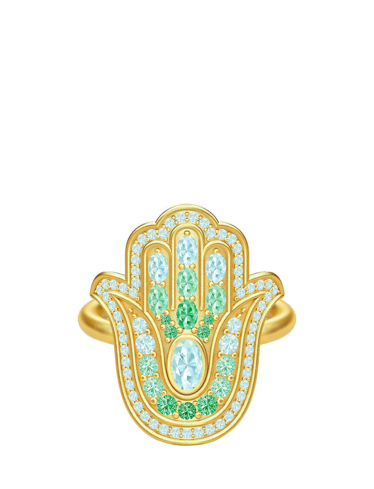 Hamsa Protection Gold Ring Julie Sandlau Smykker til Damer i Guld