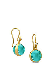 Prime Earring - GREEN