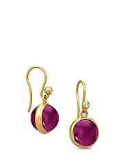 Prime Earring - PURPLE