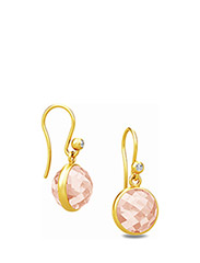 Sweet Pea Earring - MORGANITE