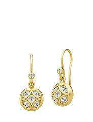 Lily Earring - Gold - GOLD