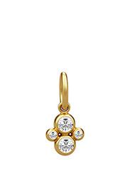Blossom pendant - Gold - GOLD