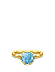 Sweet Pea Ring - BLUE