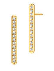Linea Earring - Gold - GOLD