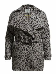 PRETTY ANIMAL TRENCH COAT- S - Moon Rock