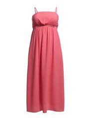 BOBBIE TUBE MAXI DRESS - K - Camellia Rose