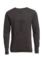 Jens Sweat - Dark Grey / Melange