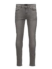 Grey skinny jeans - GREY