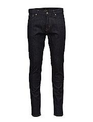 Indigo skinny jeans - RINSE WASH