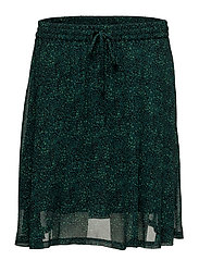 Cassy skirt - JUNGLE LEO AOP
