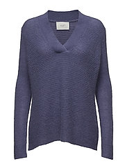Potter cuff knit - TWILIGT PURPLE