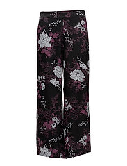 Arche pants - DEEP FOREST AOP