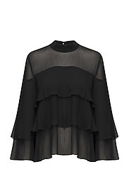 Aika blouse - BLACK