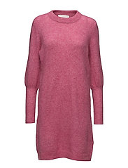 Chiba knit dress - PINK FLAMBE