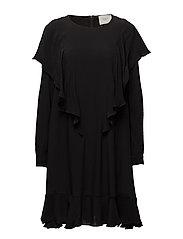 Lilith dress - BLACK