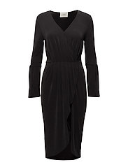 Leto dress - BLACK