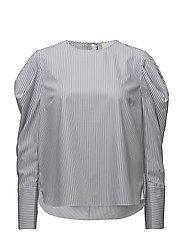 Verti blouse - BLUE STRIPE