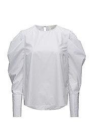 Verti blouse - OPTICAL WHITE