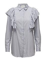 Verti shirt - BLUE STRIPE