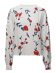 Inge blouse - Wake aop