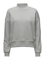 Inger sweatshirt - Light grey melange