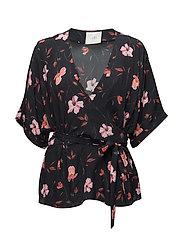 Olivia blouse - Roses aop