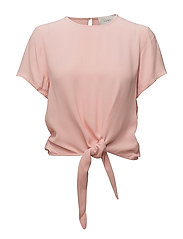 Cecilie tee - Silver pink