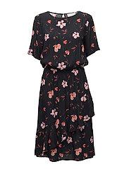 Olivia dress - Roses aop