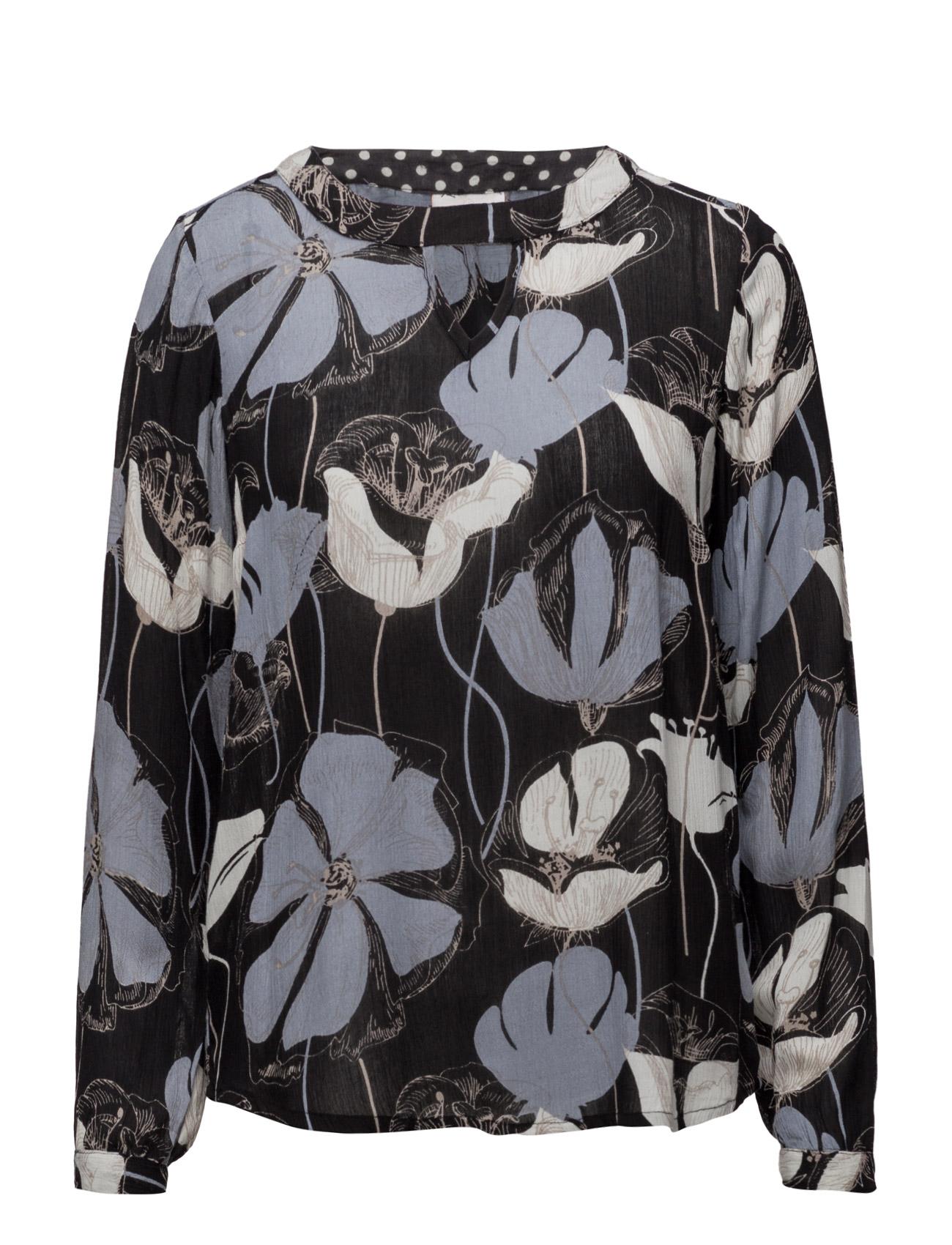 Allyzio blouse- min 2 fra kaffe fra boozt.com dk