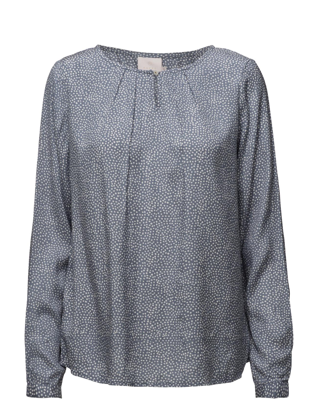 kaffe Pasha dot blouse- min 2 på boozt.com dk