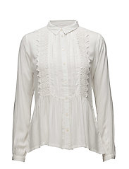 Barbara blouse - CHALK