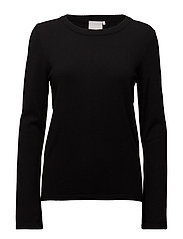 Loretta pullover - BLACK DEEP