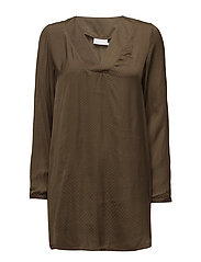 Nini Tunic - HUNTERS GREEN