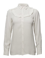 Lulu shirt - CHALK