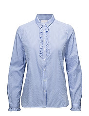 Simma shirt - GRAPE MIST