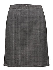 Tyra Skirt - GREY MELANGE