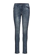 Elina Jeans - BLUE SMOKE DENIM