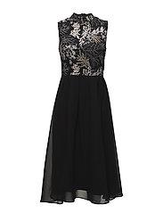 Wonder Dress- MIN 4 PCS - BLACK DEEP