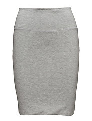 Penny Skirt- MIN 16 pcs. - GREY MELANGE