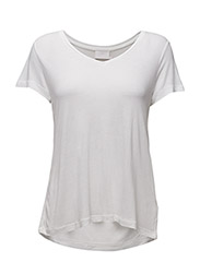 Anna T-shirt- MIN 2 - OPTICAL WHITE