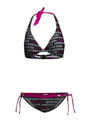 B__gel_Bikini_E - pink-black
