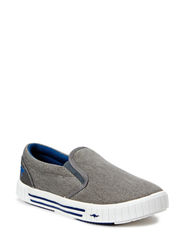 Slipon - Grey/Blue