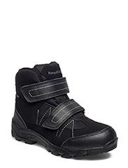 Freddie Hi Velcro - BLACK