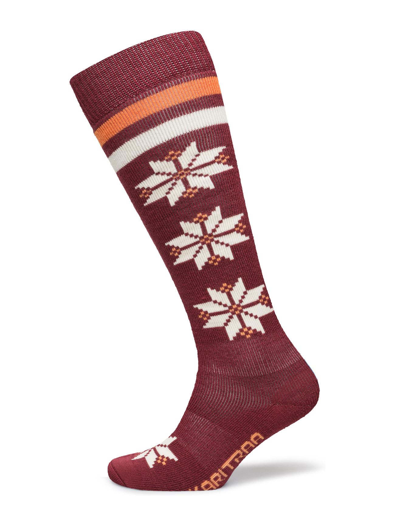 TÅTil Sock Kari Traa Sports undertøj til Kvinder i Blomme